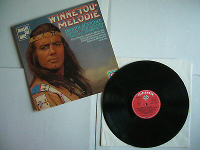 WINNETOU - MELODIE / Martin Böttcher / Karl May Filmerfolge / Vinyl / LP
