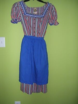 Original Germanl Bayr Dirndl *Vintage* with apron