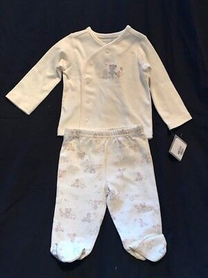 First Impressions Boys Girl Take Me Home Outfit 0-3 Ms Nwt Baby Animals Bear