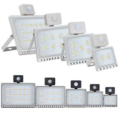 PIR Motion Sensor LED Floodlight Spot 100W 50W 30W 20W 10W Outdoor Security Lamp