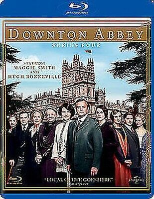 Downton Abbey Temporada 4 BLU-RAY NUEVO Blu-ray (8296096)