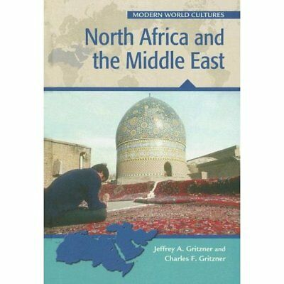 North Africa and the Middle East (Modern World Cultures - Hardcover NEW Gritzner