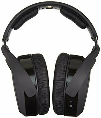 Sennheiser HDR175 Headset for RS 175 System - Black (505582)