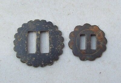 Dug 2 Horse Harness Mounts 1600's/1700's Detecting Finds.