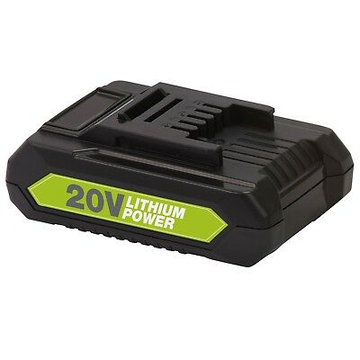 Garden Gear 20V Cordless Tool Range - Spare Lithium-ion Battery