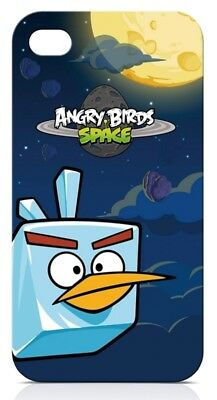 Angry Birds Space IPhone 4 and 4s Case New Ice Bird