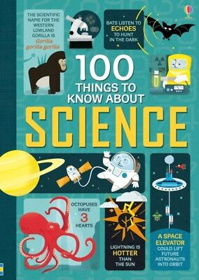 100 Things to Know About Science (Hardcover), 9781409582182
