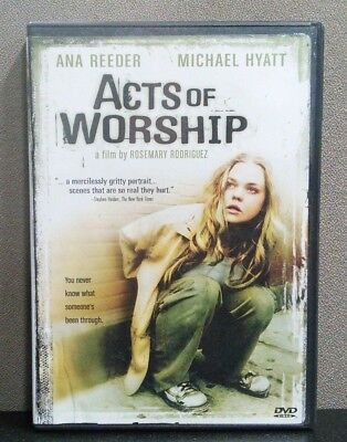 Acts Of Worship     (DVD)      LIKE NEW