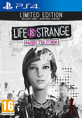 Life Is Strange Before The Storm Limited Edition PS4 Game