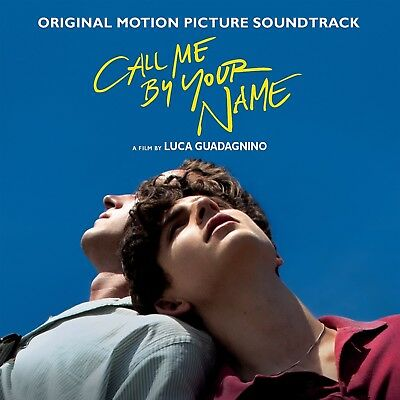 Call Me By Your Name/ Original Soundtrack Cd Neuf