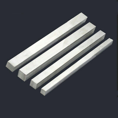 "304 STAINLESS STEEL SQUARE BAR ROD 3*3 4*4 5*5 7*7 10*10mm 50cm 20"" Fine"