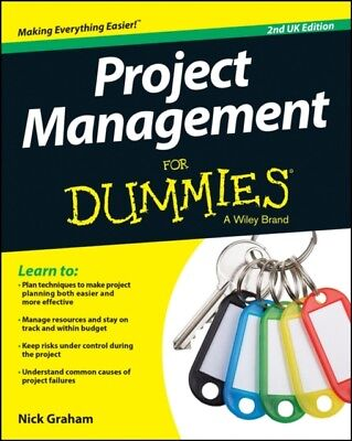 Project Management For Dummies (Paperback), Graham, Nick, 9781119...