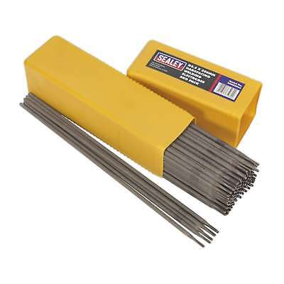 Sealey Welding Electrodes Hardfacing Ø3.2 x 350mm 5kg Pack Accessories DIY Tools