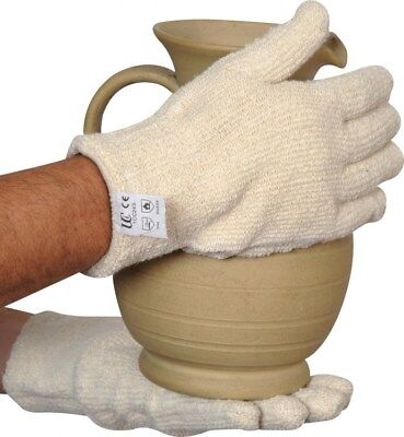Kiln Pottery Gloves
