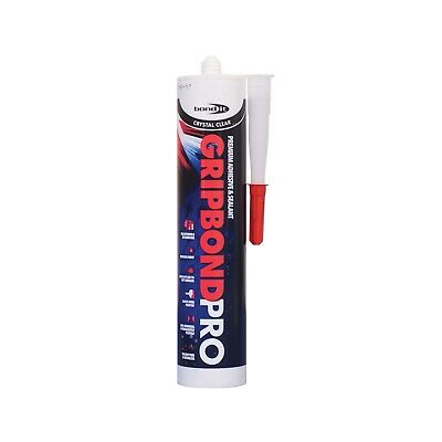 Clear Gb Pro Sealant Silicone Free Adhesive Vivarium Odour Less Under-Water