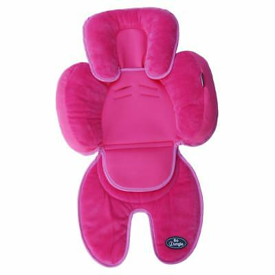 Bo Jungle 3-in-1 B-Snooze Universalkissen Kinderwagen Polsterung Rosa B180400☺