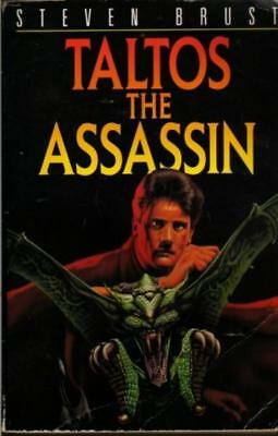 Taltos the Assassin - Steven Brust - Tor - Acceptable - Paperback