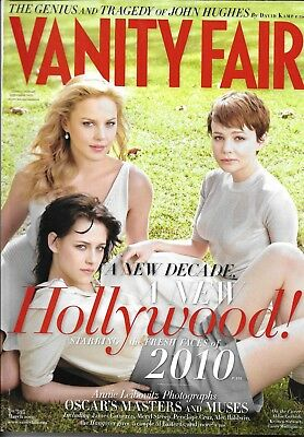 Vanity Fair magazine Hollywood issue John Hughes Disney Ali McGraw Jon Peters