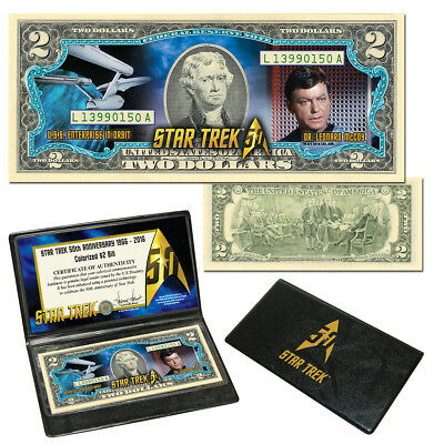 Star Trek Currency Collection - McCOY