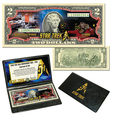 Star Trek Currency Collection - UHURA