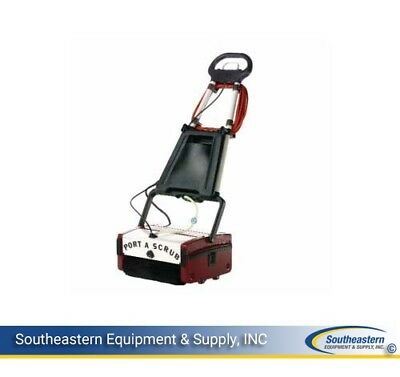 Demo Minuteman Port A Scrub 12 Electric Floor Scrubber