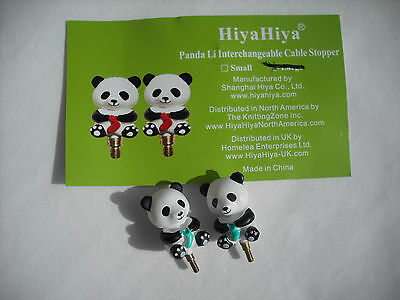 HiyaHiya Knitting Small Size Interchangeable Cable Stoppers