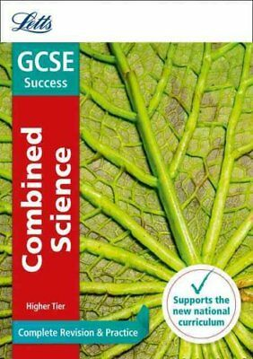 GCSE Combined Science Higher Complete Revision & Practice 9780008161118