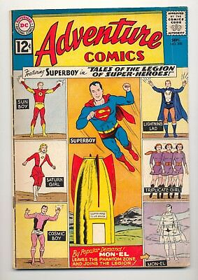 Adventure Comics #300 (1962) Very Good (4.0) Tales of Legion Super-Heroes Begin
