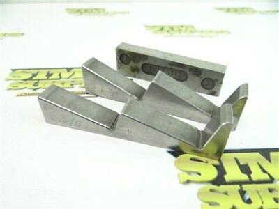 3Pc Lot Of Precision Angle Blocks