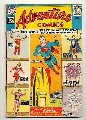 Adventure Comics #300 (1962) Very Good Minus (3.5) Tales of Legion Super-Heroes