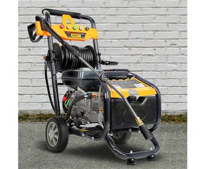 NEW 8HP 4800PSI High Pressure Washer Cleaner Petrol Water Gurney 15M Hose Giantz