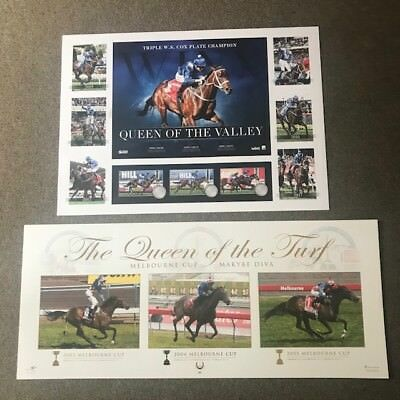 Horse Racing Queen Of The Valley Print & Queen Of The Turf Print