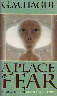 A Place to Fear - G M Hague - Pan - Acceptable - Paperback