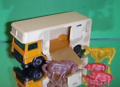 Matchbox Superfast / Horse Box Nr.40