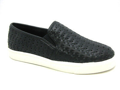 Soda Women's Diploma Black Slip On Sneakers Shoes Sizes