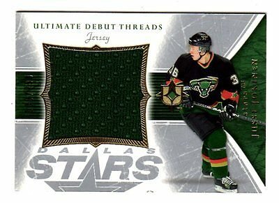 Jussi Jokinen Nhl 2005-06 Ultimate Collection Debut Threads Jersey (Dallas Stars
