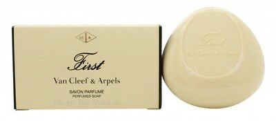 Van Cleef & Arpels First Perfumed Soap - Women's For Her. New. Free Shipping