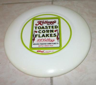 1978 Vintage Kellogg's Toasted Corn Flakes Frisbee Flying Saucer Toy Nice