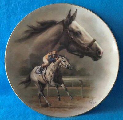 Lady's Secret Collectible Plate by Fred Stone