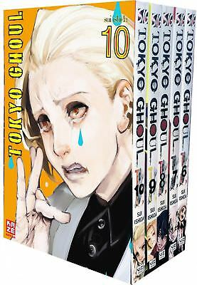 Tokyo Ghoul Volume 6-10 Collection 5 Books Set (Series 2) By Sui Ishida