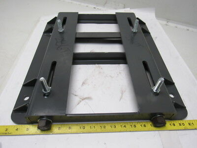 Adjustable Steel Motor Base/Take Up For NEMA Frame 286T