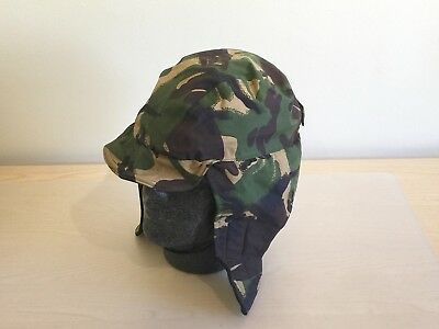 British Army-Issue DPM Gore Tex Cold-Weather Cap. Large Size.