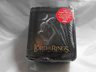 Lord Of The Rings The Two Towers Action Flipz Tin By Artbox
