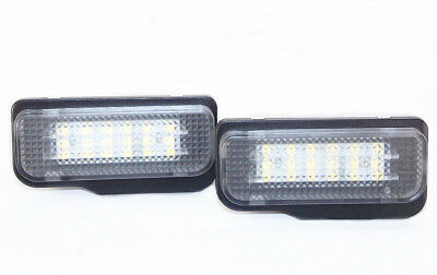Top Luces De Matrícula LED Mercedes S203 S211 W211 SLK R171 C219
