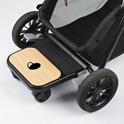 New Ride Along Board Evenflo Stroller Attachment Sibby Travel System 50Lb/max