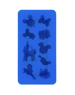 Disney Parks Character Silicone Ice Tray NEW