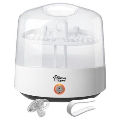 Tommee Tippee Electric Steam Sterilizer - White (52217440)