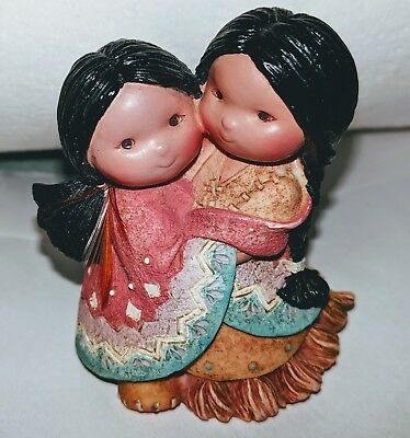 """Friends of the Feather Enesco  """" Gotta Have a Hug """""""