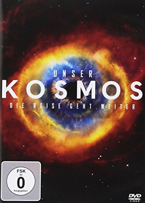 4 Dvd Box ? Our Cosmos - The Journey Continues  DVD NEW