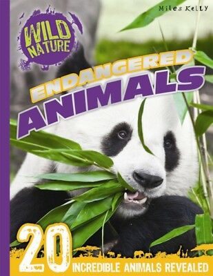 Endangered Animals (Little Press) (Wild Nature) (Paperback), Beli...